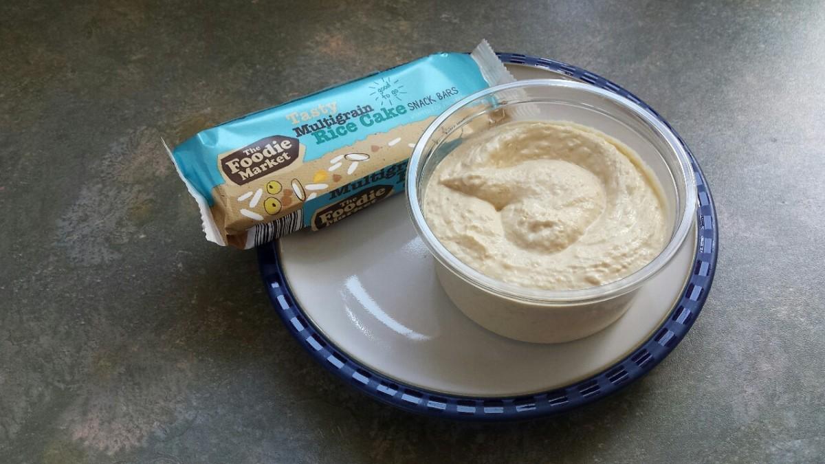 The Foodie Market (Aldi) Multigrain Rice Cake SnackBars