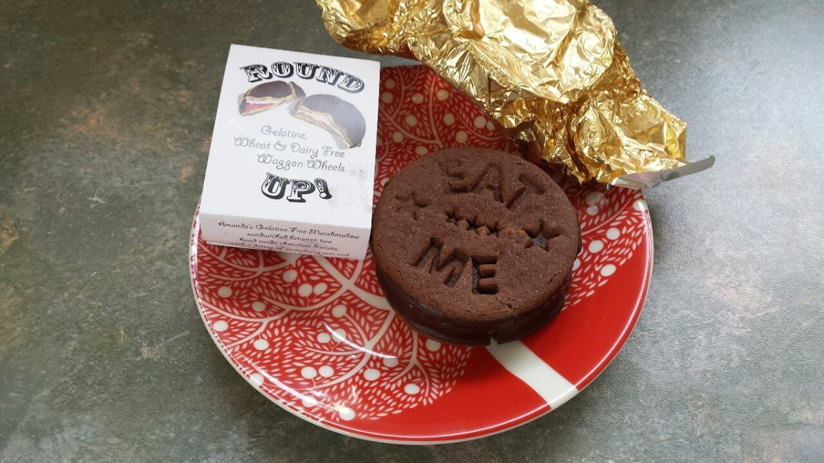 Ananda Food's Round Up (free from Wagon Wheels!)