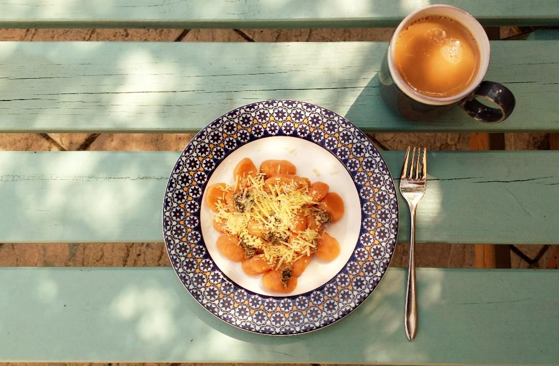 Bionita gluten free gnocchi (Tomatoflavour)