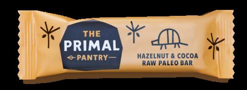 The Primal Pantry Hazelnut & Cocoa Raw PaleoBar