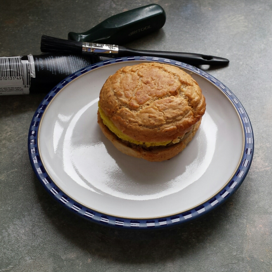 Amy's Kitchen BreakfastSandwich