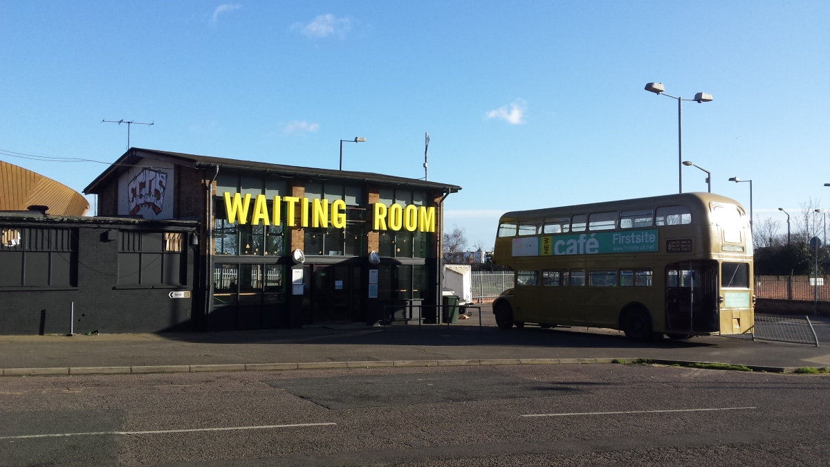 The Waiting Room –Colchester