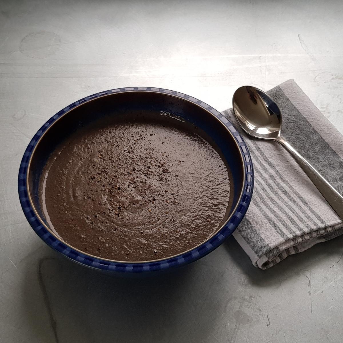 Cream of Mushroom Soup (GF, DF,Vegan)