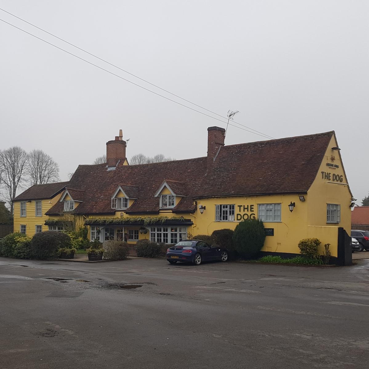 The Norton Dog, Suffolk,UK
